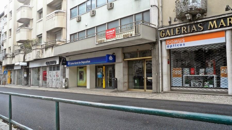 Cgd duque de loul lisboa bancos de portugal - Pisos banco caixa geral ...