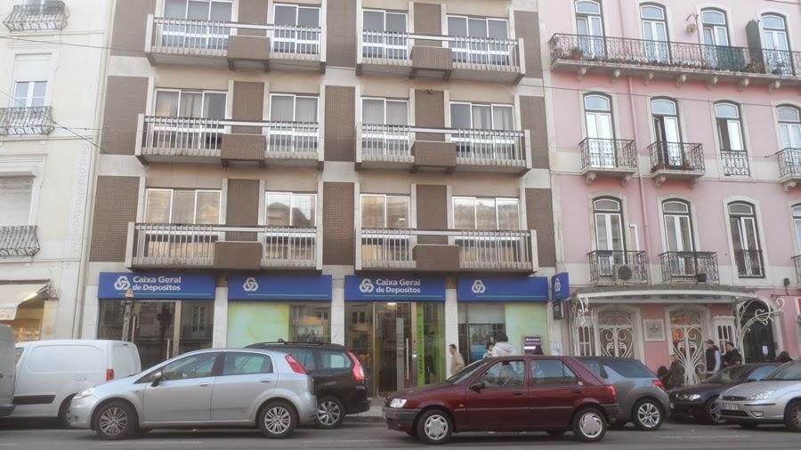 Cgd gra a lisboa bancos de portugal - Pisos banco caixa geral ...