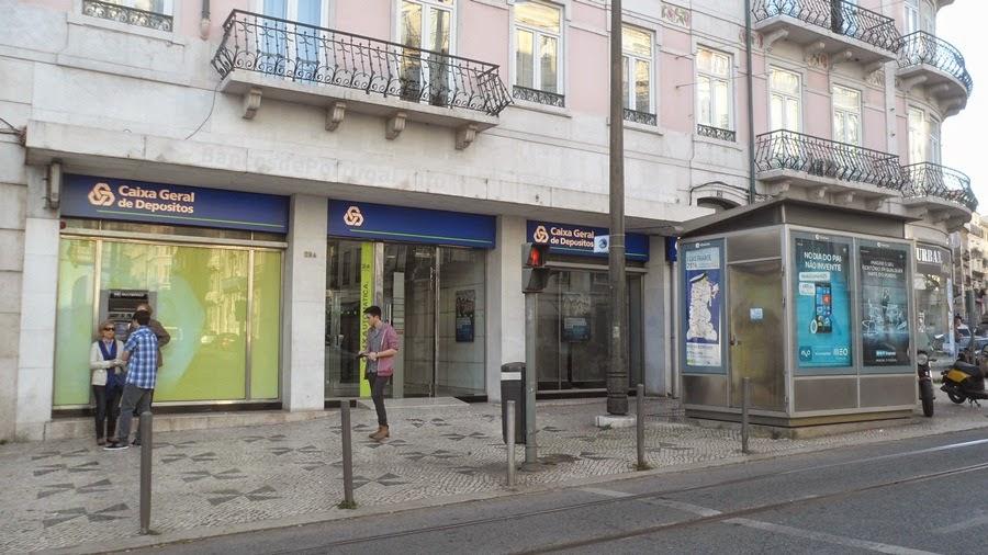 Caixa geral de dep sitos anjos lisboa bancos de portugal - Pisos banco caixa geral ...