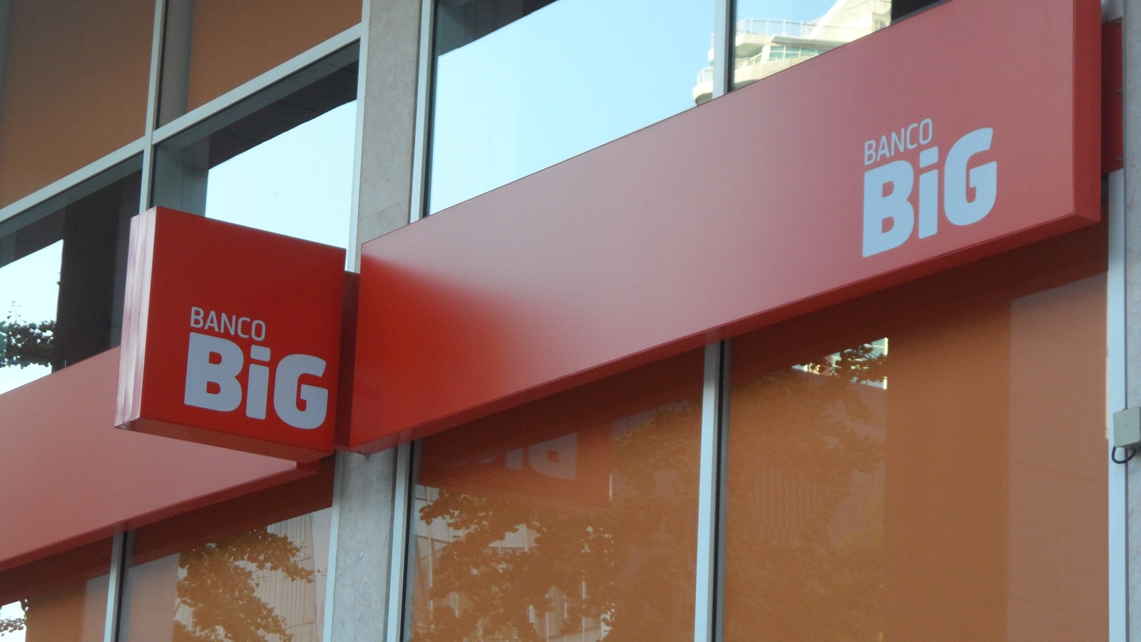 Logo do Banco BiG