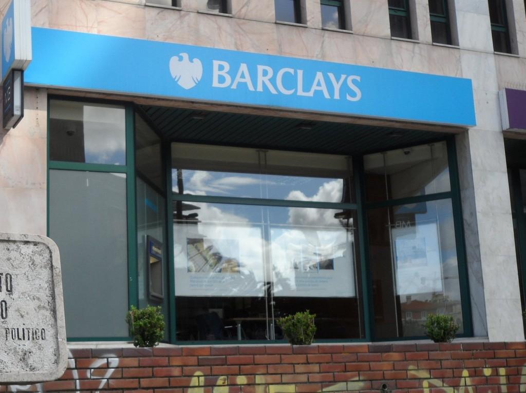 Agência Banco Barclays