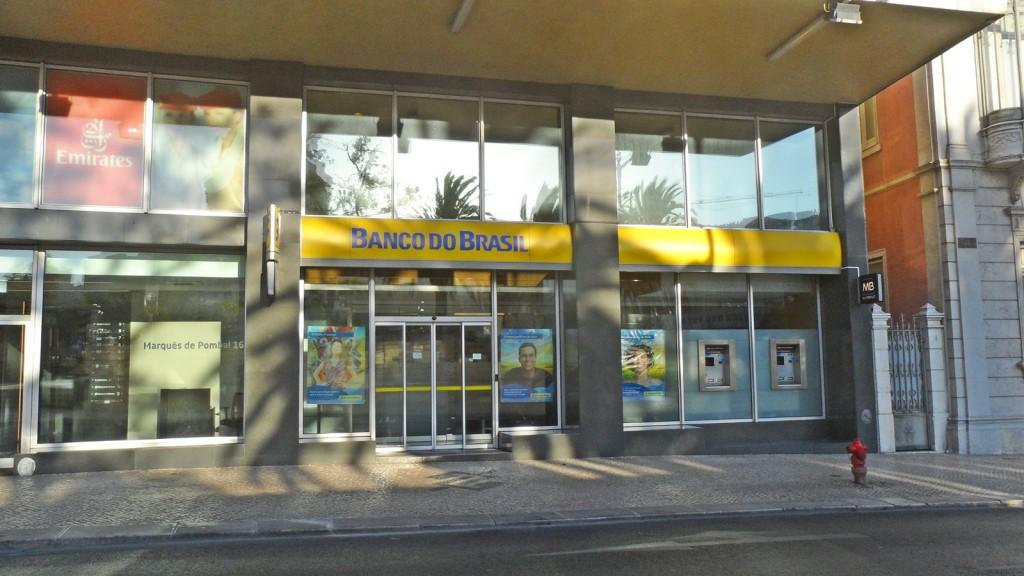 Agência banco do Brasil Lisboa
