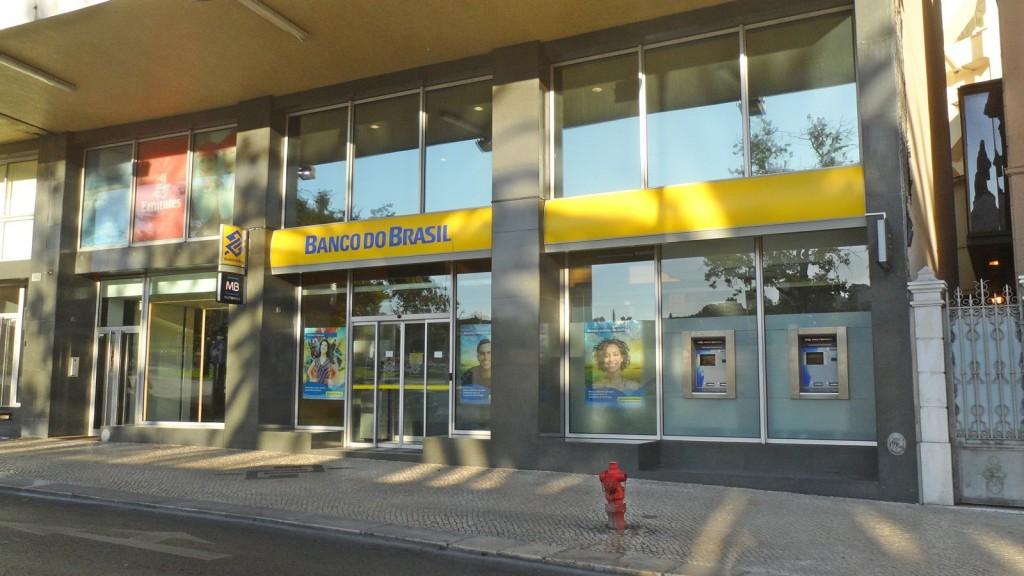 Agência banco do Brasil em portugal